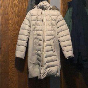 Micheal Kors elongated winter  jacket